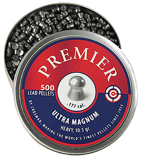 crosman air guns - Premier - .177 Pellet for sale