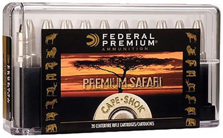 Federal - Premium - 375 H&H Mag for sale