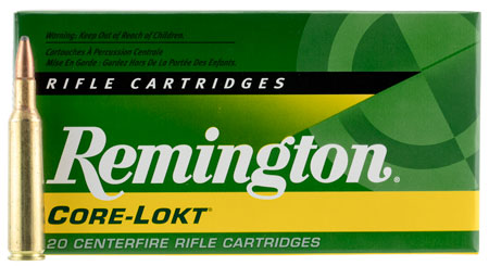 Remington - Core-Lokt - 6mm Rem for sale