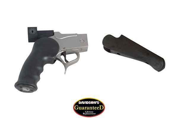 T/C ENCORE PISTOL FRAME ASSY. PRO HUNTER SS/BLACK RUBBER - for sale