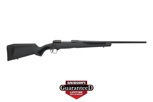 savage arms inc - 10/110 - 6.5mm Creedmoor - Black
