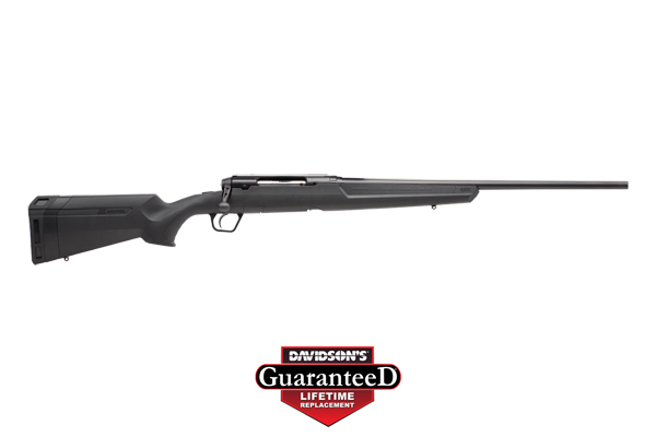 "SAVAGE AXIS .22-250 22"" MATTE BLUED/BLACK SYN ERGO STOCK - for sale"