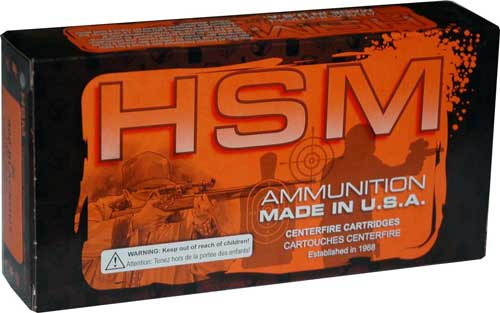 HSM AMMO .218 BEE 50GR. V-MAX 50-PACK - for sale