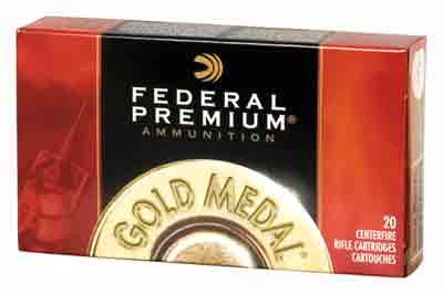 Federal - Gold Medal - 338 Lapua Mag for sale