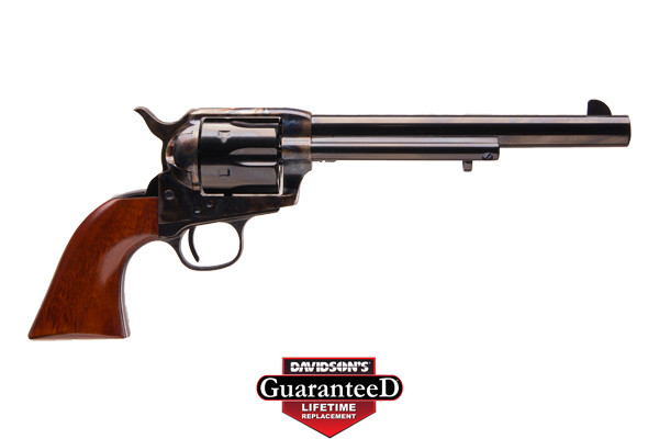 "CIMARRON U.S. CAVALRY .45LC FS 7.5"" CC/BLUED WALNUT - for sale"