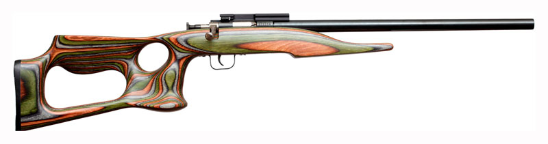 CHIPMUNK RIFLE BARRACUDA .22LR BLUED/CAMO LAMINATE - for sale