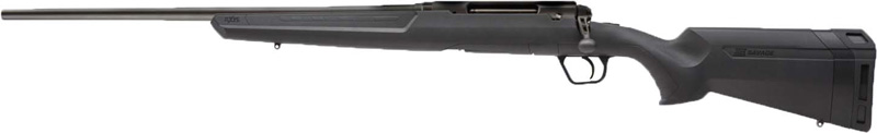 "SAVAGE AXIS LH .25-06 22"" MATTE BLUED/BLACK SYN ERGO STK - for sale"