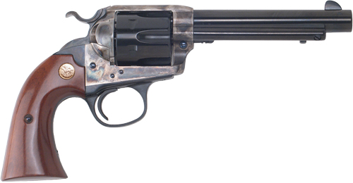 "CIMARRON SAA BISLEY .45LC FS 5.5"" CC/BLUED WALNUT - for sale"