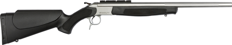 "CVA SCOUT V2 .44 MAG. 22"" BBL SS/BLACK - for sale"