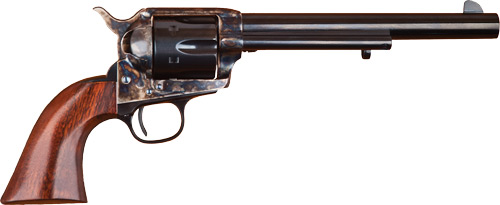 "CIMARRON P-MODEL .45 LONG COLT OM FS 7.5"" CC/BLUED WALNUT - for sale"