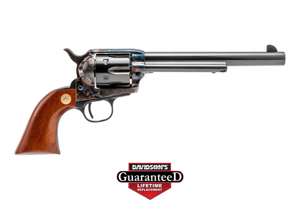 "CIMARRON P-MODEL .45LC FS 7.5"" CC/BLUED WALNUT - for sale"